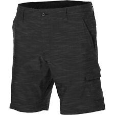 O'Neill Mens Shorts.chino Hybrid 4 Way Stretch Black Walk Boardies 8s 302 9010 32 In.
