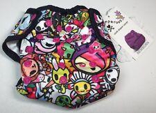 "NWT Tokidoki X Kangcare Rumparooz Cloth Snap Diaper Cover ""Newborn"""