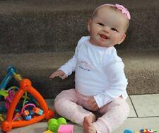 Beautiful Reborn PROTOTYPE Toddler Doll ~ Rosalee ~ Sam's Reborn Nursery