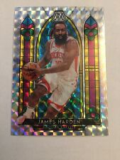 2019-20 mosaic james harden stained glass Ssp!