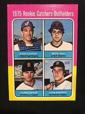 1975 Topps #620 Gary Carter Rookie Catchers-Outfielders MLB Baseball Card EX/NM