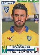 200 luca paganini italia Frosinone calcio sticker calciatori 2016 panini