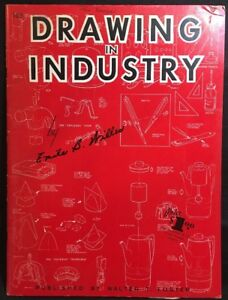 How To Draw In Industry By Emile B. Willes Paperback