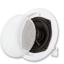 Acoustic Audio R191 In Ceiling / In Wall Speaker 2 Way Home Theater 200 Watt