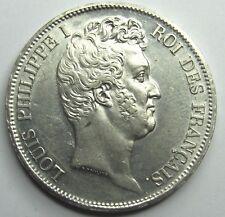 Louis-Philippe Ier - Ecu de 5 Francs - 1831 W - TC - QUALITE