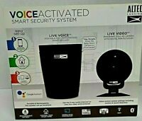 NEW ~ ALTEC Lansing Voice Activated Smart Home Security System GOOGLE ASSISTANT