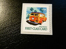 United States Scott 3522, the Woody First-Class Card stamp Mint