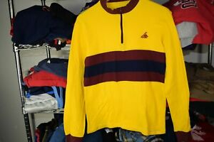 Cannondale vtg Cycling Long Sleeve Jersey Yellow Check Measurements Medium ?