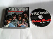 THE WHO - Pinball Wizard/The Collection (CD 2012) GERMANY Pressing