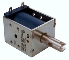 Deltrol Linear Solenoid Actuator, 24 V dc, 31.1N, 2.2 (Stroke N @ 0.75 in), 39.1