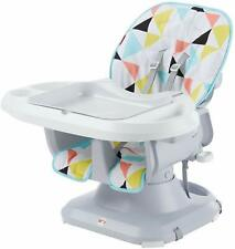 Fisher-Price SpaceSaver High Chair - Baby Infant Toddler Portable Size Seat New