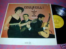 GEULA GILL Newest Hits In Israel LP Mid 60s EPIC LP NM!