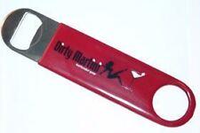 2x DIRTY MARTINI BAR Bottle Opener Barware Popper Blade Mambo Paddle Bartender