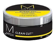SAMEDAY SHIP Paul Mitchell Mitch Clean Cut Medium Hold Styling Cream 3oz