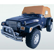 JEEP WRANGLER YJ TJ 92 - 06 RUGGED RIDGE CAB / COCKPIT COVER COLOUR SPICE