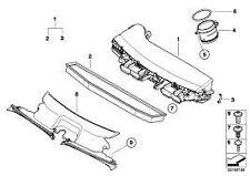 Air Filter Genuine BMW X3 E83  (Diesel Engine) 13713428558