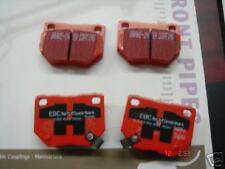 Pour Nissan Skyline R33 Gts plaquettes de Frein EBC Arrière Rouge stuff