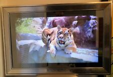 "MIRROR TV SAMSUNG 32"" ""N5300 Series"" SMART HDTV SILVER FRAME HUGE DISCOUNT!"