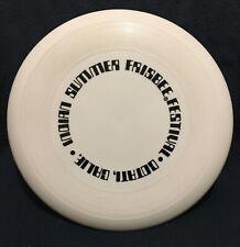 VTG  Late 70's  Wham-o Flying Disc Frisbee INDIAN SUMMER FEST COTATI, CA M40
