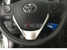 For Toyota RAV4 2013-2017 Steering Wheel Cover Trim Car Styling Accessories
