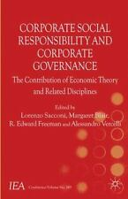 Corporate Social Responsibility And Corporate Governance: The Contribution Of...