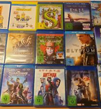 21x Blu-Ray + Blu Ray 3D Avatar + Marvel + Minions + Shreck 1-4