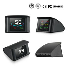 OBD2 Hud Head Up Display Speedometer Voltmeter Water Temperature Overspeed Alarm