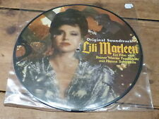 "LILI MARLEEN - ORIGINAL SOUNDTRACK !! PIC DISC!  RARE 12"" - MAXI 45 TOURS !!"