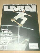 catalog vintage skateboard lakai shoes 2004 summer fall .H