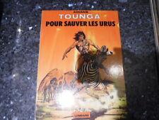 belle eo tounga pour sauver les urus