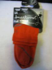 Smartwool men or women pHd cycle socks merino wool Large L LG mini orange warm