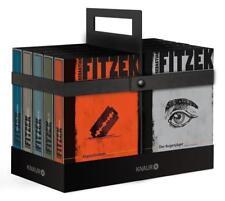Fitzek Box Jubiläumsbox von Sebastian Fitzek 10 Thriller in der Box Taschenbuch