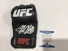 Khabib Nurmagomedov Signed Autographed UFC Glove Beckett BAS COA The Eagle c