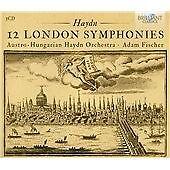 Haydn: 12 London Symphonies, AustroHungarian Haydn Orchestra CD | 5028421946016
