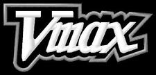 Yamaha Vmax V-max V-Boost iron-on patch Aufnäher