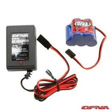 Ofna Hump Battery Pack w/Charger Nitro 835B Buggy8 Pulse 4.6 Buggy