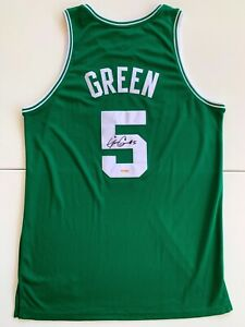 UDA Gerald Green Boston Celtics Signed Authentic Jersey w/ COA