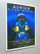 P. PELEN/ SLOBODAN- ADRIEN IL Y EUT UN MATIN- ED AZALEES/ ILE DE LA REUNION-1992