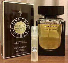 L'Instant de Guerlain Pour Homme Eau Extreme Vintage - EDP 5ml Sample Spray