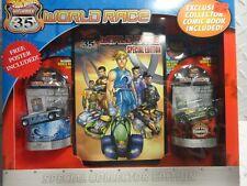 Hot Wheels Highway 35 World Race (2) Pack w/Ballistik & Deora II w/Comic Book