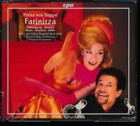 Franz von Suppe Fatinitza CD NEW Stephanie Houtzeel Praxmarer