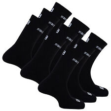Salomón 9 pares crew de deporte caballero unisex Sport socks Active Wear Crew