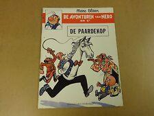 STRIP 1° DRUK / NERO N° 48 - DE PAARDEKOP