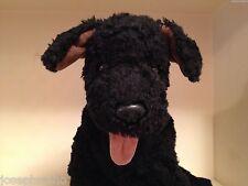 Rare *Cinders* ~ 1994 Ty Beanie Classic Labrador ~Korean~NHT!! Cute! WOW!!