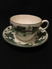 Wedgwood of Etruria & Barlaston Napolean Ivy AM4751 Cup And Saucer