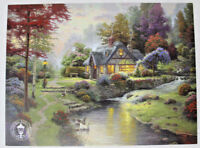 Thomas Kinkade Postcard Stillwater Cottage Lot of 10 Art Cards