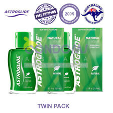 Astroglide Natural Lubricants (74ml) (TWIN PACK) FREE SHIPPING