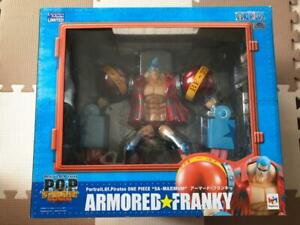 One piece Megahouse Portrait.of.pirates Sa-Maximum Armored Franky Figurine