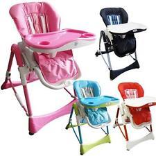 Hochstuhl Kinderhochstuhl Baby Kinder Hochstuhl 4 Farben NEU