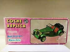 Sanchis Plastic Large Scale Friction Driven Coche Replica MG